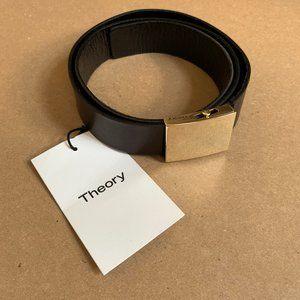 NWT Theory Leather Belt